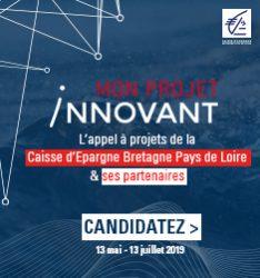 Mon Projet Innovant: concours destiné aux entreprises porteuses de projets novateurs.