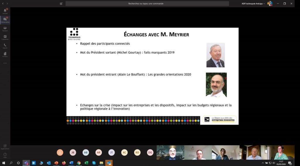 Bilan 2019 : un accompagnement sur-mesure pour les entreprises innovantes bretonnes