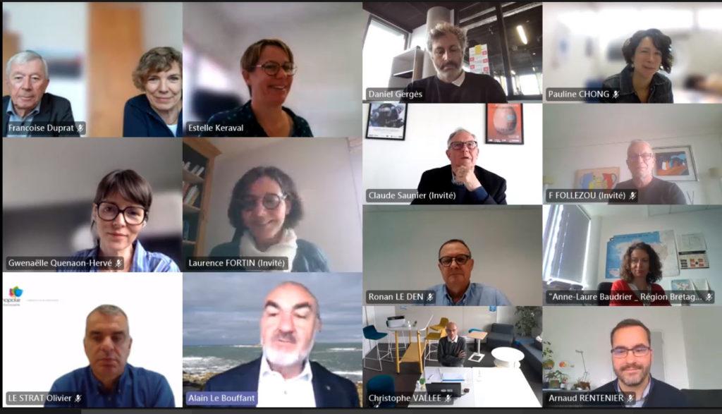 Les 7 Technopoles Bretagne dressent leur bilan 2020 : une année exceptionnelle malgré un contexte incertain