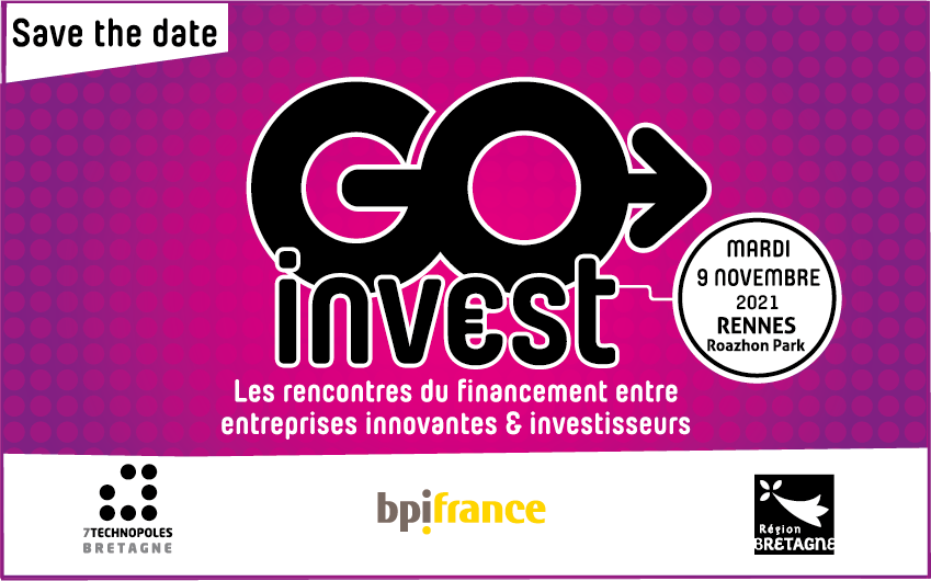 Go Invest : investisseurs et entreprises candidatez à la 22ème édition