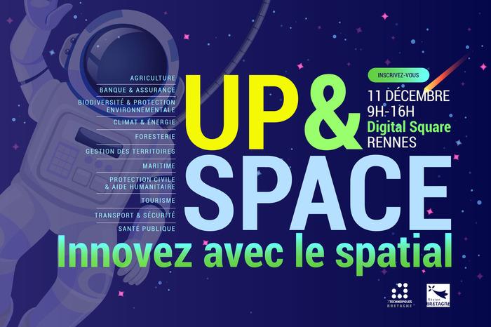 Up & Space : innovez dans le spatial