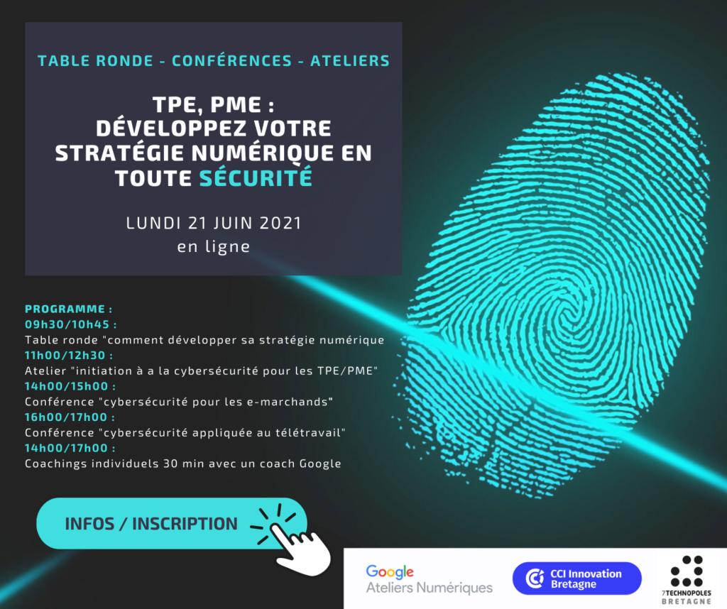 Journée de sensibilisation & d'initiation aux enjeux de la cybersécurité